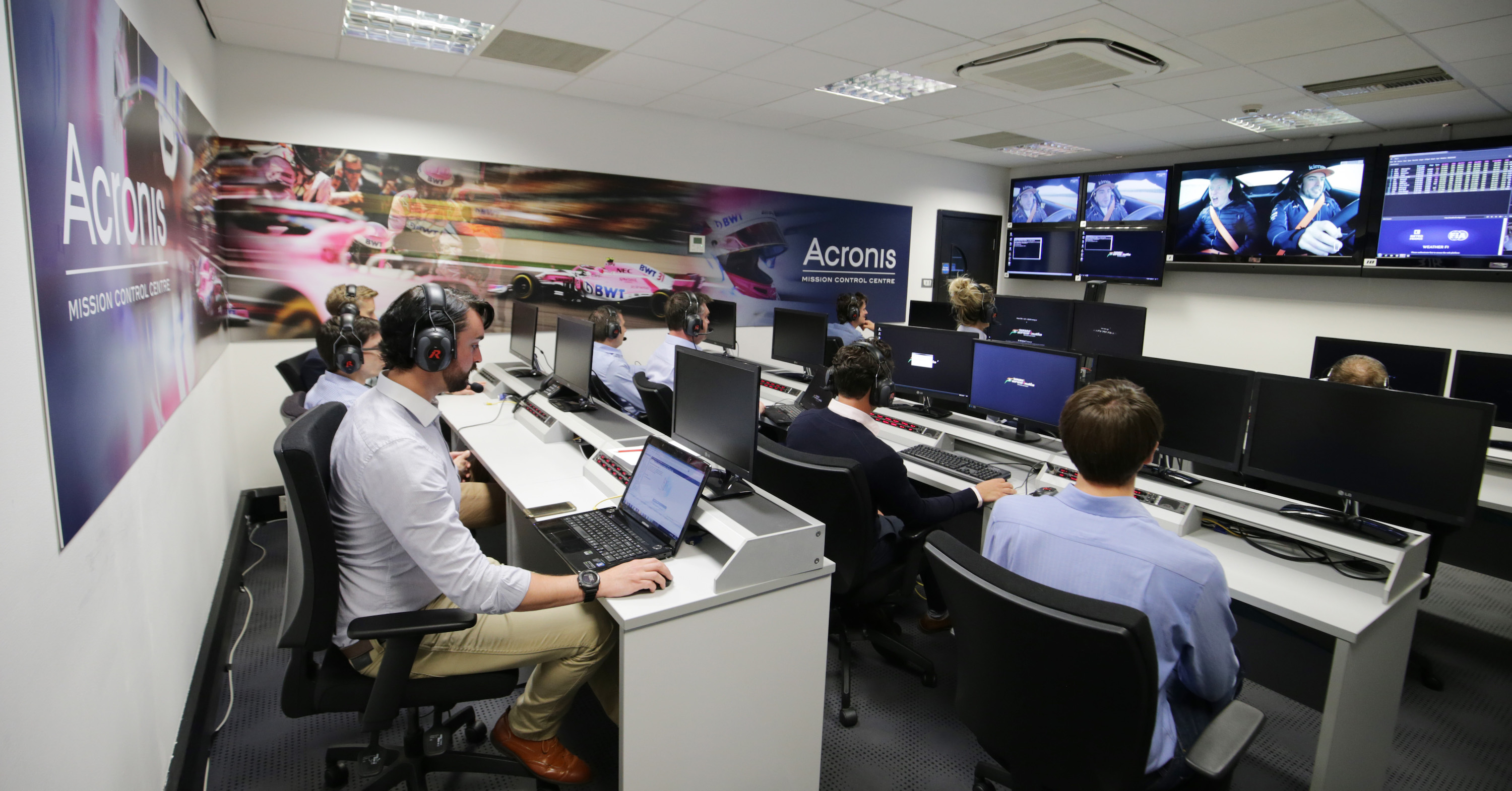 Acronis Mission Control