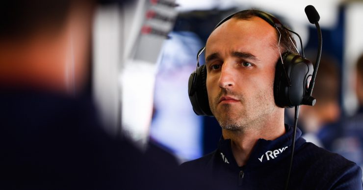 Robert Kubica, Williams Martini Racing.