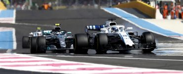 Lance Stroll, Williams FW41, during the French GP