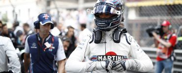 Lance Stroll of Williams Martini Racing