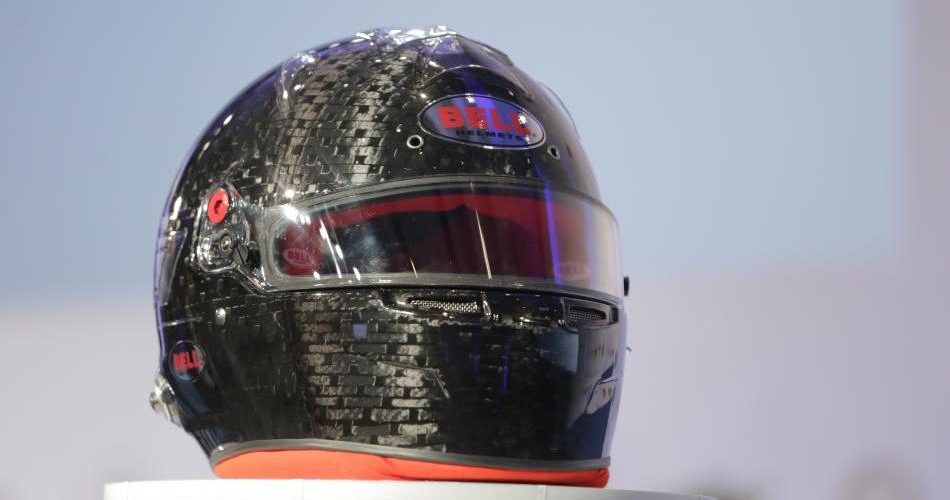 New F1 Helmet 2019