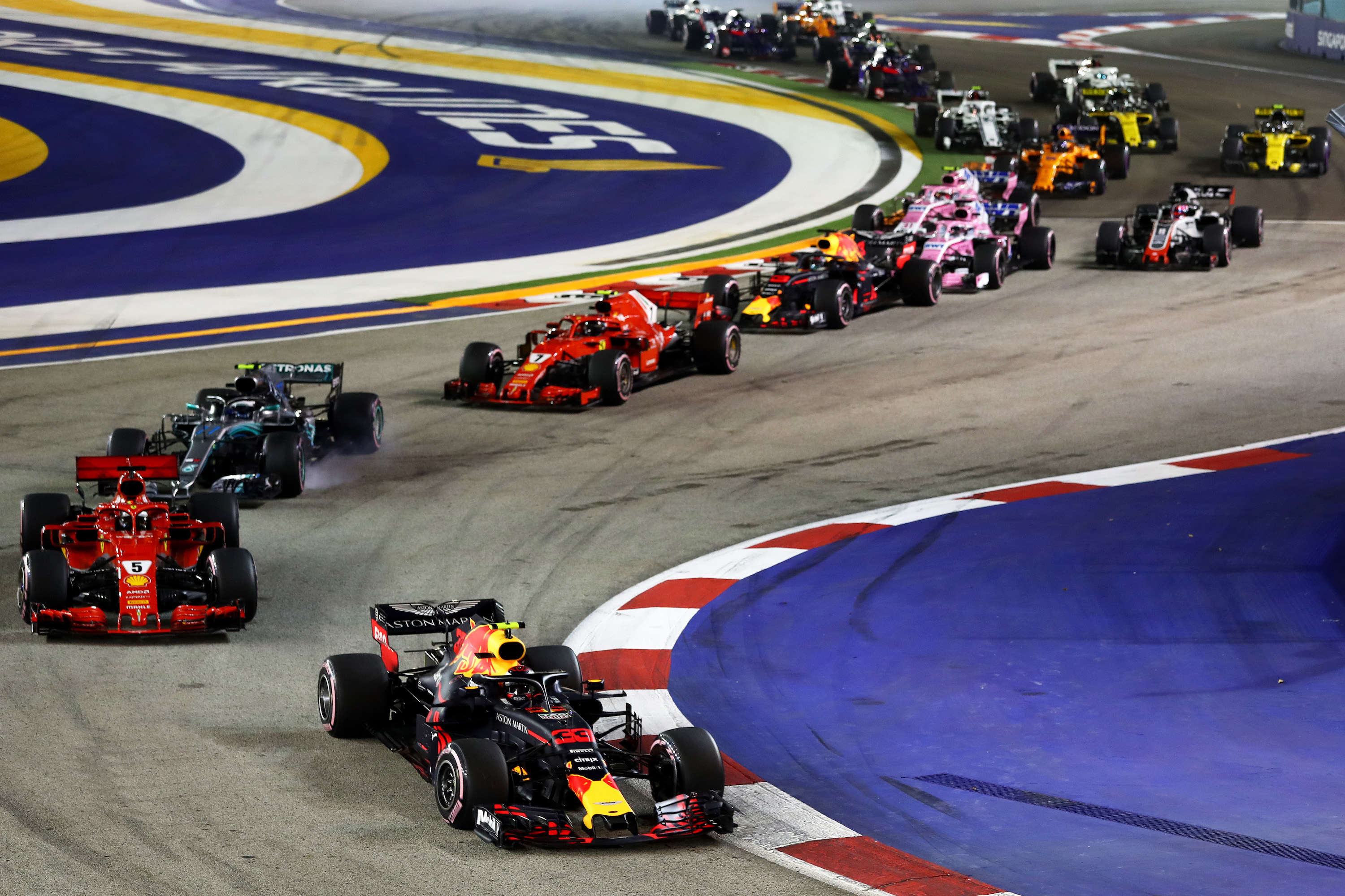 Image result for singapore gp 2018