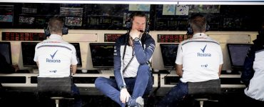 Rob Smedley Williams F1