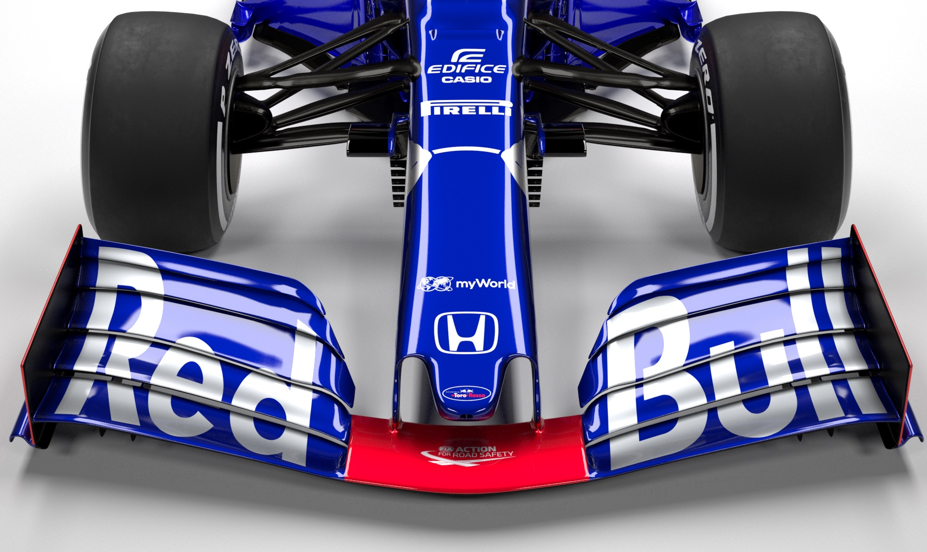 STR14 Front Wing