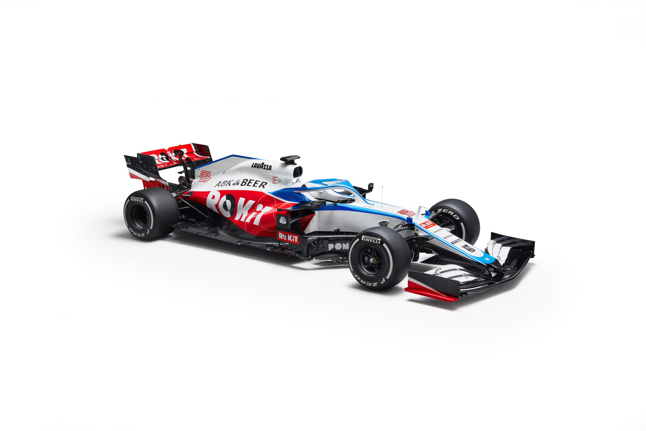 'No Fundamental Concept Changes' on FW43 compared to FW42 - Williams' McKiernan